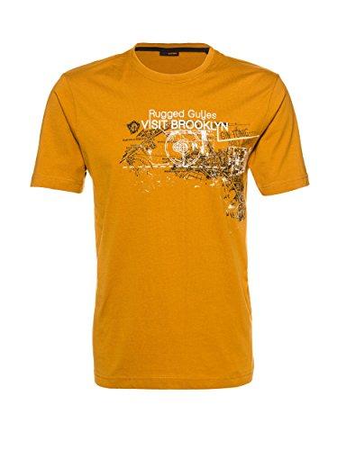 Preisvergleich Produktbild GIN TONIC Herren T-Shirt RF Modell 79107 13980 Größe XL Farbe curcuma