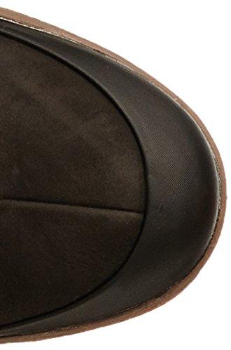 Merrell Eventyr Cuff Waterproof, Bottes de Neige fourrées femme Noir (Black)