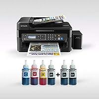 Epson L565 Photoink Mürekkepli 4 Renk Bitmeyen Kartuşlu