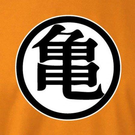 TEXLAB - DBZ: Herr der Schildkröten Logo - Herren T-Shirt Violett