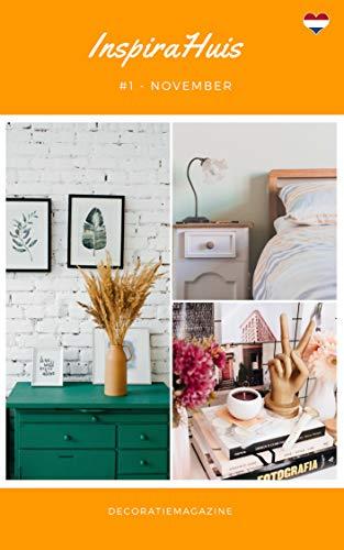 InspiraHuis *1: Novembre 18' (Decoratiemagazine) (Dutch Edition) por Inspira Huis