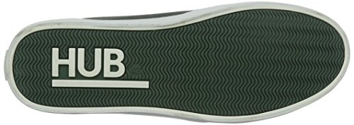 Hub Boss C06, Baskets Homme Grün (armee Green)