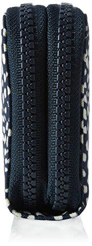 Kipling - Uzario, Portafogli Donna Multicolore (Dot Dot Dot)