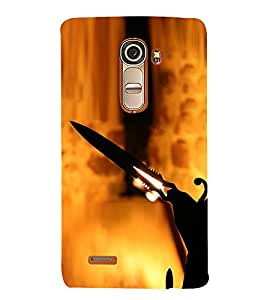 PrintVisa Weapon Type 3D Hard Polycarbonate Designer Back Case Cover for LG G4 Mini :: LG G4c :: LG G4c H525N