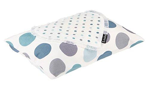 Louka Bezug für Baby-Feuchttücher Feuchttücherbox für Baby Pflegetücher