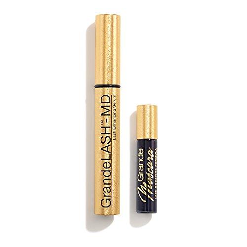 8590c2d4647 Grande Cosmetics Outrageous lashes - GrandeLASH MD Serum 2ml and  GradeMASCAEA 3ml