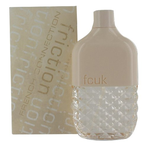 Fcuk Friction Eau De Parfum Spray for Women, 3.4 Ounce