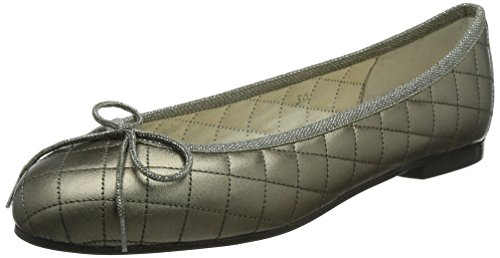 French Sole He336, Damen Ballerinas Silber (pewter)