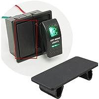 ZHUOTOP - Soporte para panel de coche (1 pieza, para interruptor ARB Narva Rocker, tamaño estándar)