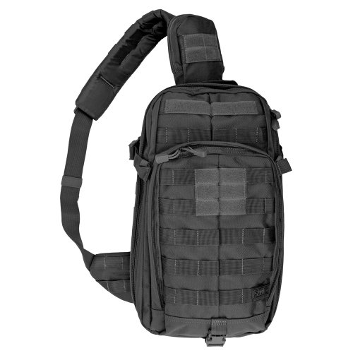 5.11 Tactical Rush 10 Mobile Operation Attachment Bag - 56964-019-Black-1 SZ-, 1...