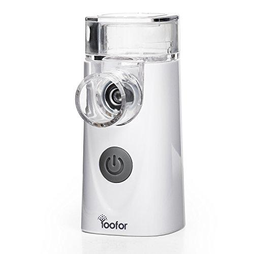 Portátil Inhalador Nebulizador Malla Vibrante Adultos