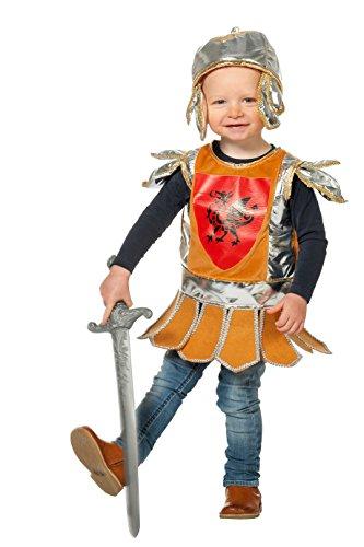 Jannes - Kinder-Kostüm Ritter, braun, Kleinkinder 116