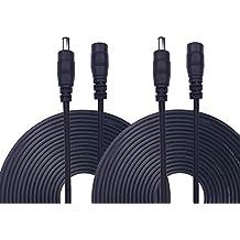 4 Stk X 5.5mm X 2.1mm Herren Jungen CCTV Led Gleichstrom-Stecker Stecker