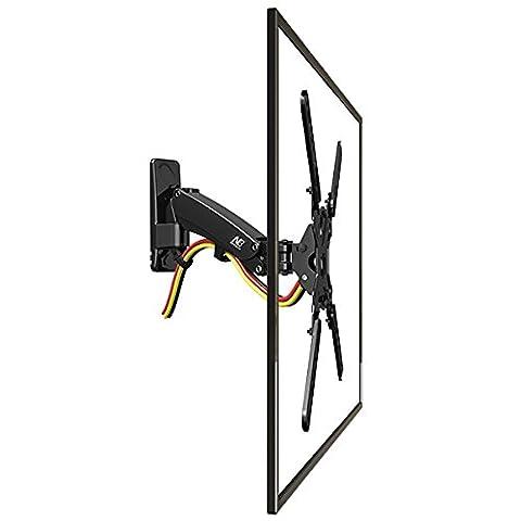 NB F400 Support mural ergonomique pour nouveaux TV LED 127-152 cm, VESA 400