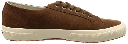Superga  2750 SUEU, Sneakers Basses mixte adulte Marron - Bombay Brown
