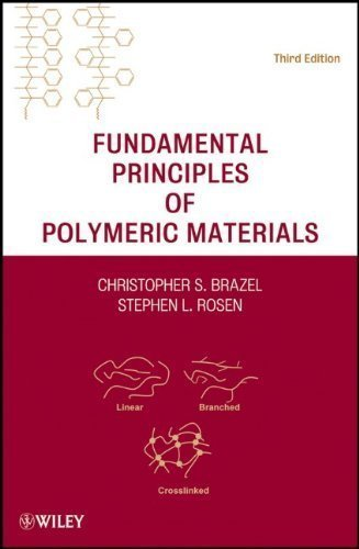 Fundamental Principles of Polymeric Materials 3rd (third) Edition by Brazel, Christopher S., Rosen, Stephen L. [2012]