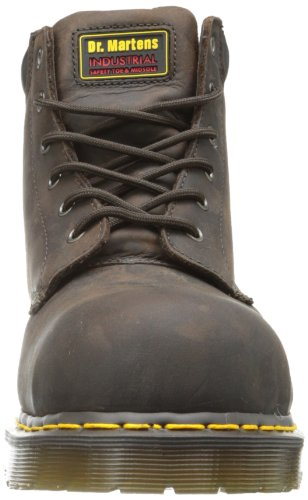 Dr Martens / Doc Martin Forge ST Steel Toe Safety Workboots S3 - Leather Marrone (Gaucho)