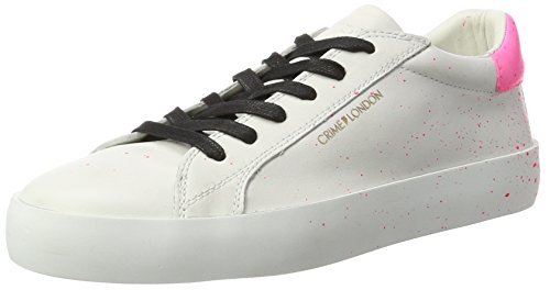 Crimine Londra Signore Dinamite Sneaker Bianco (bianco)
