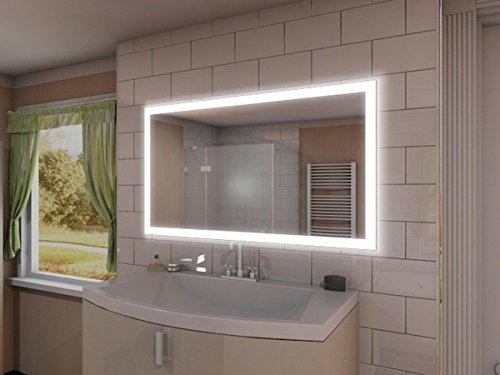 Badspiegel beleuchtet – Badspiegel mit LED Beleuchtung - 7
