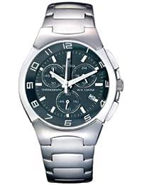 FESTINA F6698/2 - Reloj de caballero de cuarzo, correa de acero inoxidable color plata