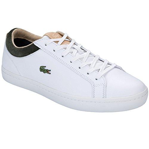 lacoste-zapatillas-de-piel-para-hombre-blanco-blanco