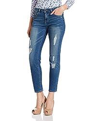 Superdry Womens Boyfriend Jeans (G70000VN.L30_Stoney Blue_30)