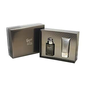 Gucci by Gucci Pour Homme by Gucci Eau de Toilette Spray 90ml & Aftershave Balm 75ml