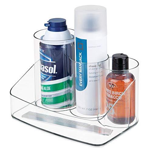 MDesign Organizador baño 4 compartimentos productos