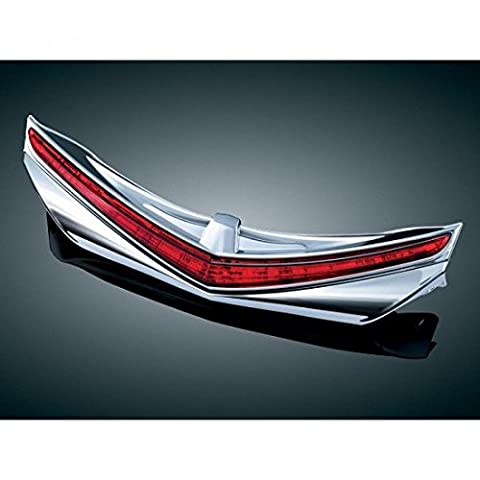 Led rear fender tip chrome honda gl1800 - 3236 - Kuryakyn 14050193