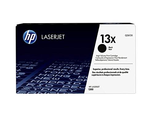 HP 13X (Q2613X) Schwarz Original Toner mit hoher Reichweite für HP Laserjet...