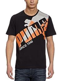 Puma Ftblnxt Graphic Core Shirt, Hombre, Biscay Green-Iron Gate, XL amazon el-turquesa Deportivo