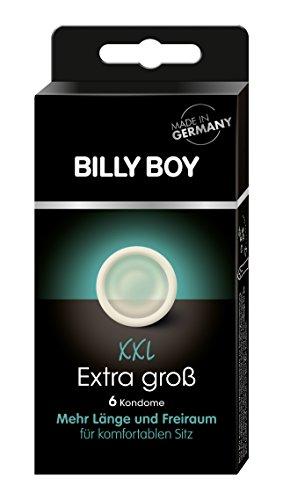 Billy Boy Extra groß - 6er Pack Kondome