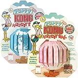 Kong Puppy Activity Ball Spielzeug für Welpen Größe M