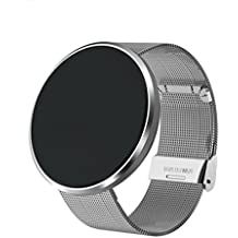 Bluetooth pulsera inteligente CF006 banda presión arterial monitor de frecuencia cardíaca fitness pulsera podómetro Smartband para teléfono Android , B