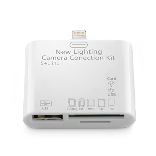OKCS Lightning Camera Connector Connection Kit [
