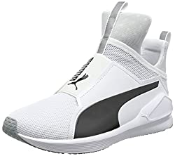 Puma Damen Fierce Core Sneakers, Weiß (Puma White-Puma Black 11), 37.5 EU