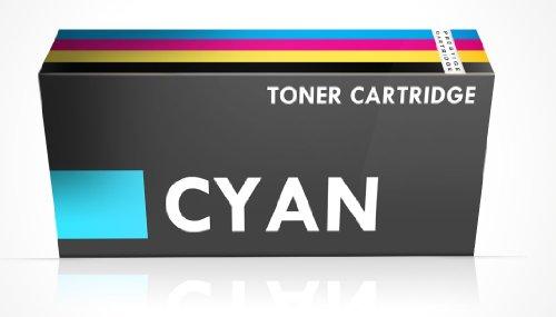 Prestige Cartridge 9600 Tonerkartusche für Oki C9600/C9650/C9800, cyan -