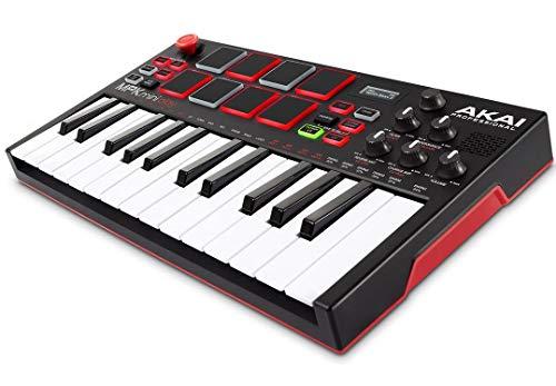 AKAI Professional Mpk Mini Play - Clavier Maître MIDI/USB...