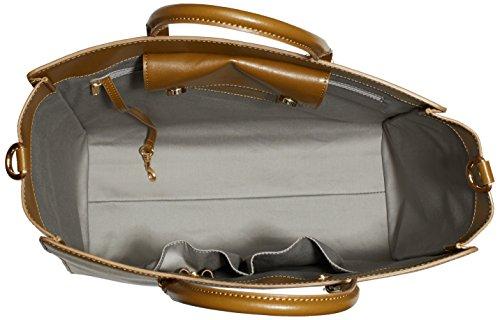 x Braun 470 40x35x16 B olive Shopper Fantastic Damen 2 H T x cm BREE ROFqzHwc