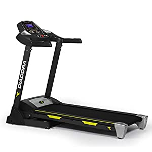 Diadora Fitness Tapis roulant Radio 45 PRO 11 spesavip