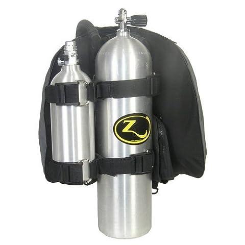 Zeagle H. D. Pony Bottle Heavy Duty Kit Twin Straps
