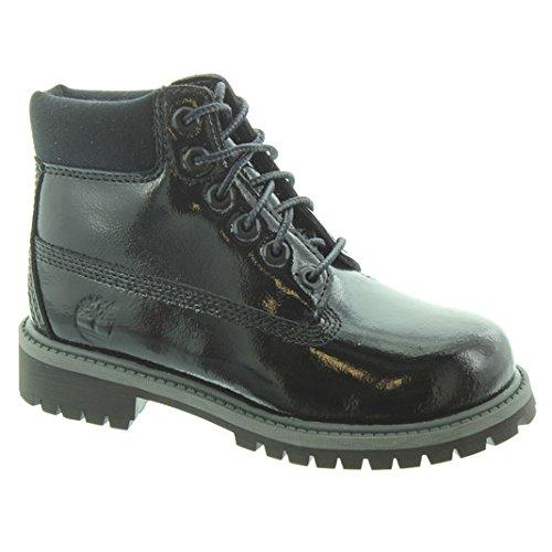 timberland-girls-black-patent-6-inch-boots-4-uk-37-euro-juniors