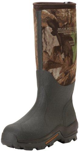 Muck Unisex Woody Waterproof Max Warm Fleece Thermal Boots Mossy Oak Choose Size Mossy Oak
