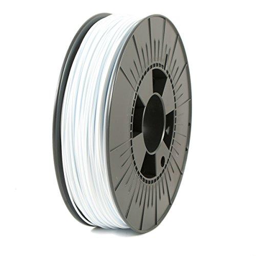 ICE FILAMENTS ICEFIL1PLA119 PLA Filament, 1,75 mm, 0,75 kg, Wintershine White