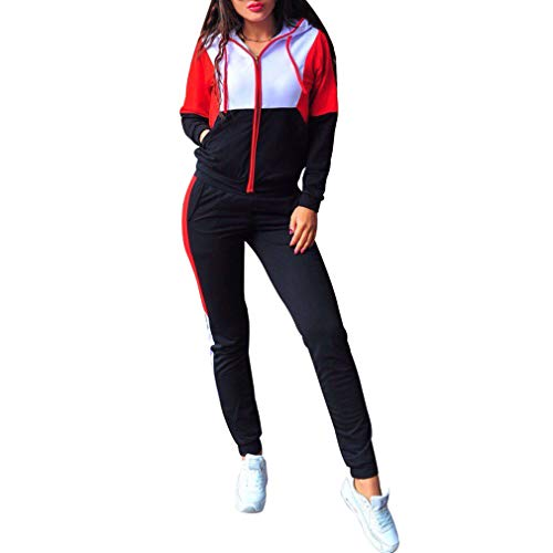 Hibote Sexy Tracksuits Women Top...