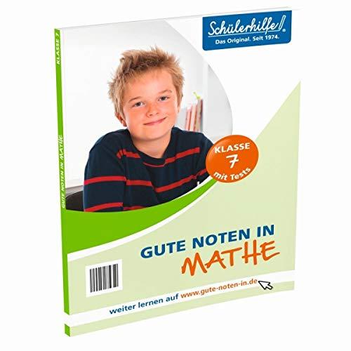 Schülerhilfe! Gute Noten in Mathe Klasse 7