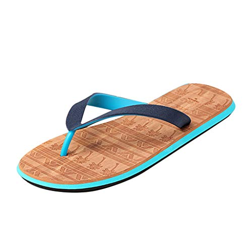 Herren Damen Laufschuhe Sneaker Straßenlaufschuhe Sportschuhe Turnschuhe Outdoor Leichtgewichts,Herren Sommer Casual Fashion rutschfeste Strand Flache Sandalen Flip Flops Schuhe -