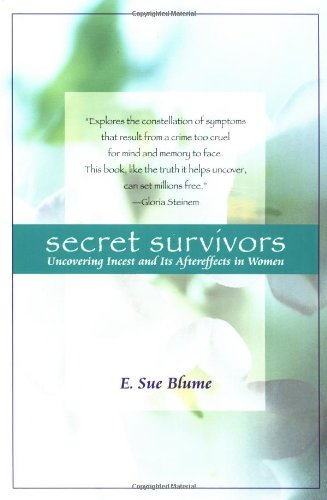 Secret Survivors: Uncovering Incest and Its After-Effects in Women