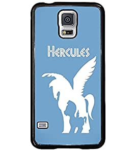 PRINTSWAG FLYING HORSE Designer Back Cover Case for SAMSUNG GALAXY S5