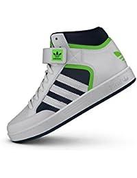 Adidas Varial Mid J, Zapatillas de Skateboarding para Niños